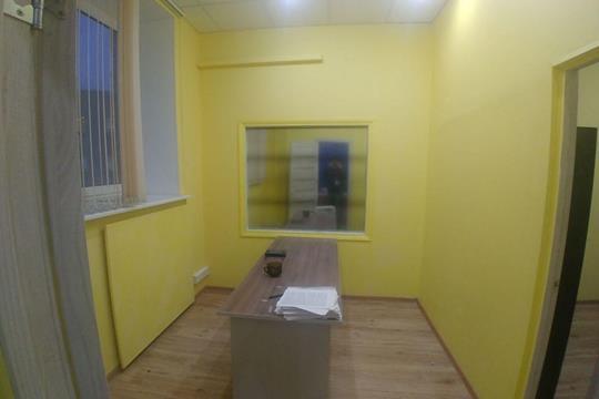 Офис, 55.8 м2, класс B+