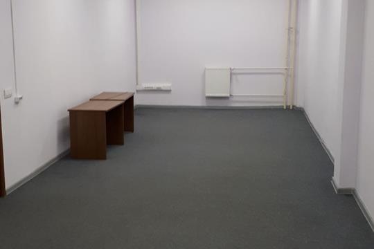 Офис, 41.2 м2, класс B+