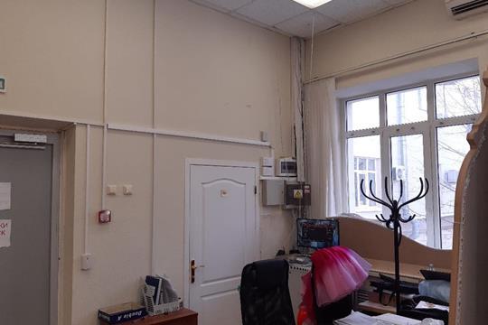 Офис, 122 м2, класс B