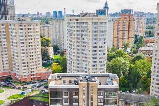 2-комн квартира, 52 м2, 6 этаж
