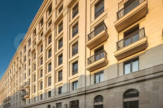 3-комн квартира, 109.2 м2, 6 этаж