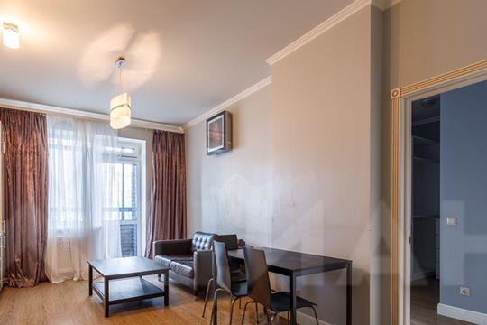 1-комн квартира, 52 м2, 6 этаж