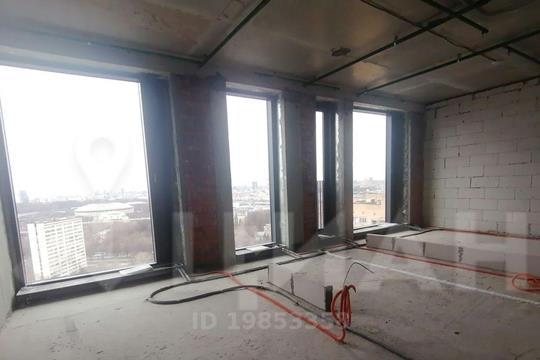 2-комн квартира, 55.6 м2, 18 этаж
