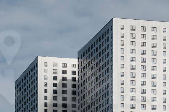 2-комн квартира, 65.6 м2, 17 этаж