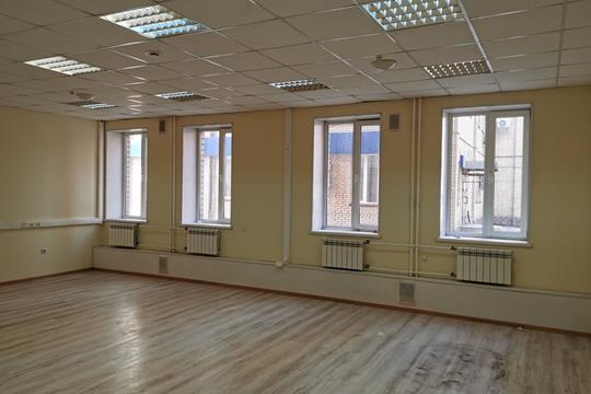 Офис, 100.6 м2, класс B