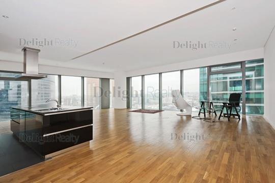 3-комн квартира, 180 м2, 27 этаж