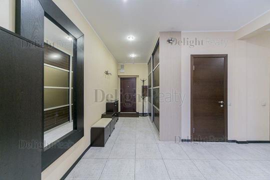 3-комн квартира, 127 м2, 10 этаж