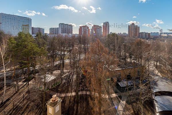 3-комн квартира, 125 м2, 5 этаж - фото 1