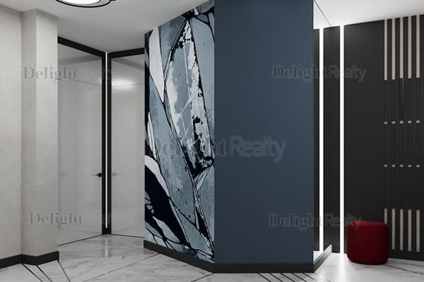 3-комн квартира, 93 м2, 9 этаж - фото 1