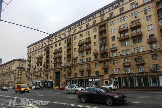 5-комн квартира, 125.6 м2, 4 этаж
