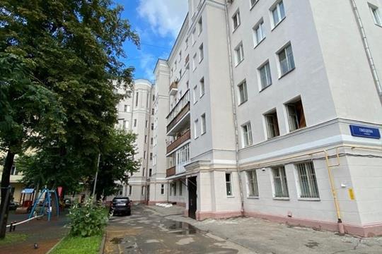 4-комн квартира, 80.3 м2, 2 этаж