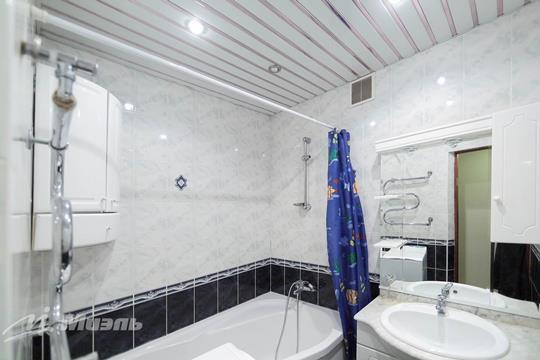 3-комн квартира, 66.5 м2, 2 этаж