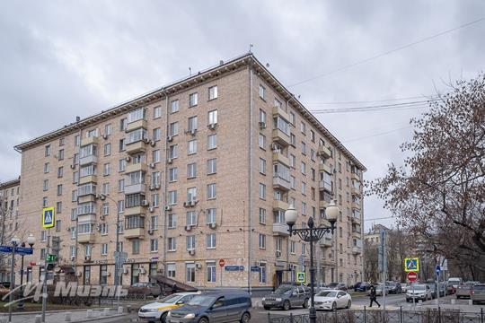 3-комн квартира, 72.3 м2, 8 этаж