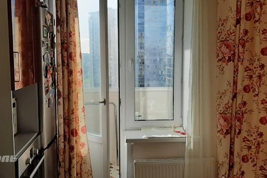 2-комн квартира, 52.8 м2, 8 этаж