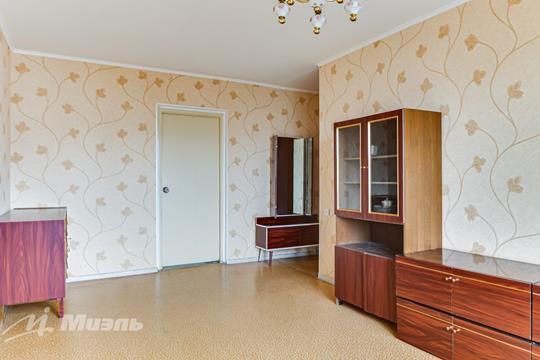 3-комн квартира, 58.5 м2, 8 этаж