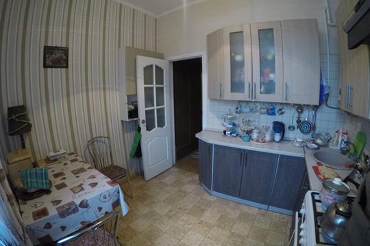 3-комн квартира, 80 м2, 1 этаж