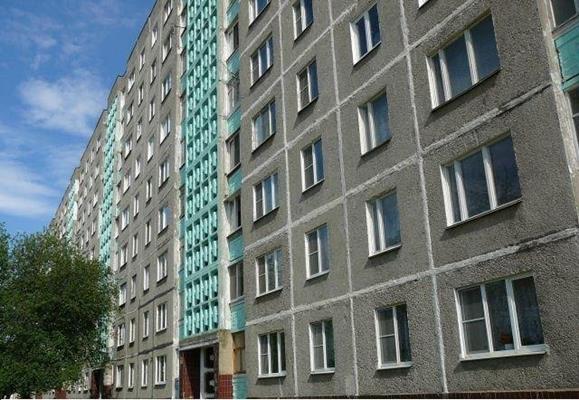 3-комн квартира, 72 м2, 6 этаж - фото 1
