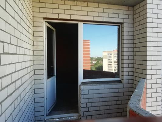 1-комн квартира, 54 м2, 8 этаж - фото 1