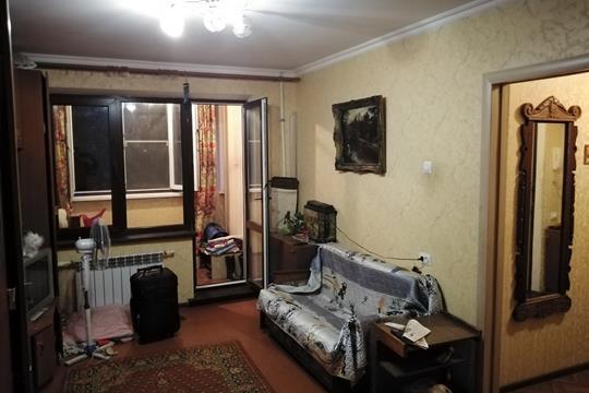 2-комн квартира, 44 м2, 1 этаж