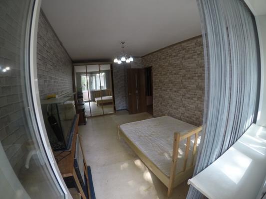 1-комн квартира, 34 м2, 2 этаж - фото 1