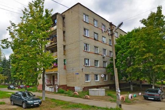 1-комн квартира, 17 м2, 1 этаж
