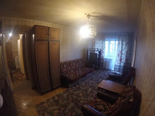 2-комн квартира, 45 м2, 4 этаж - фото 1