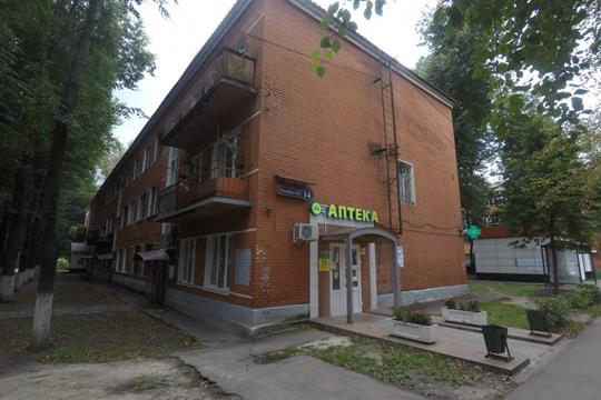 Комната в квартире, 55 м<sup>2</sup>, 2 этаж_1