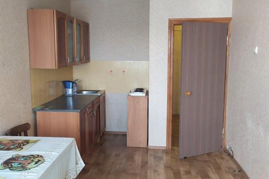 2-комн квартира, 34 м2, 6 этаж