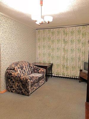 2-комн квартира, 45 м2, 1 этаж - фото 1