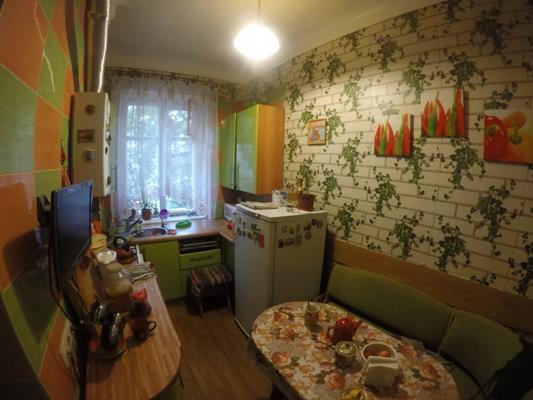 2-комн квартира, 45 м2, 2 этаж - фото 1