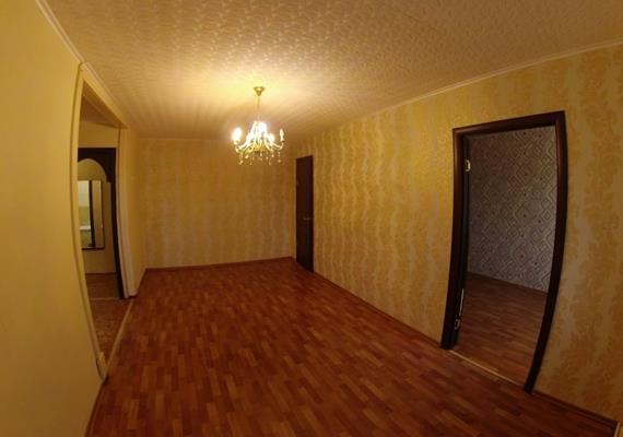 2-комн квартира, 42 м2, 5 этаж - фото 1