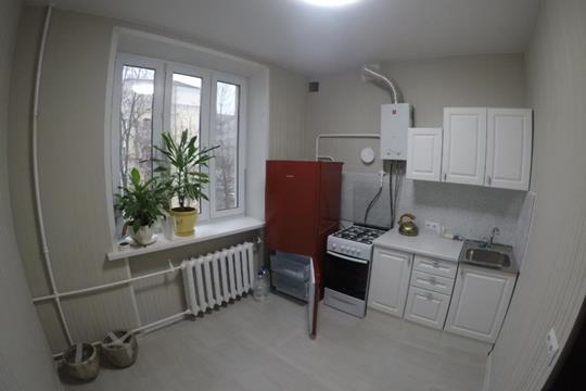 1-комн квартира, 37 м2, 3 этаж