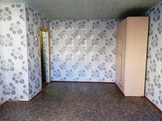 1-комн квартира, 26 м2, 1 этаж - фото 1