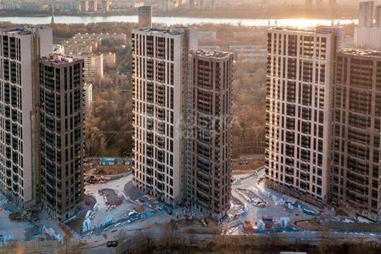 2-комн квартира, 65 м2, 31 этаж