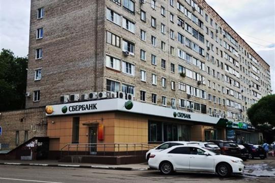 3-комн квартира, 59.4 м2, 3 этаж
