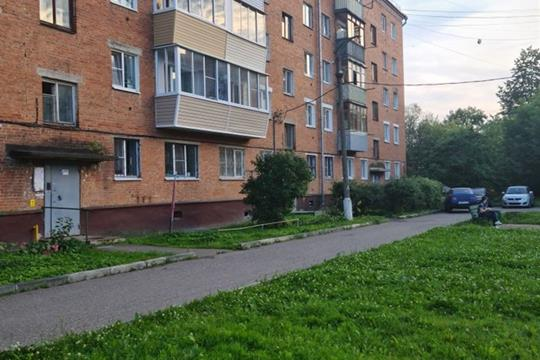 1-комн квартира, 36.6 м2, 2 этаж