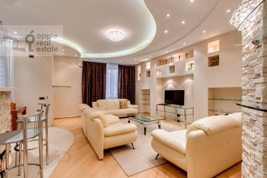 3-комн квартира, 110 м2, 8 этаж