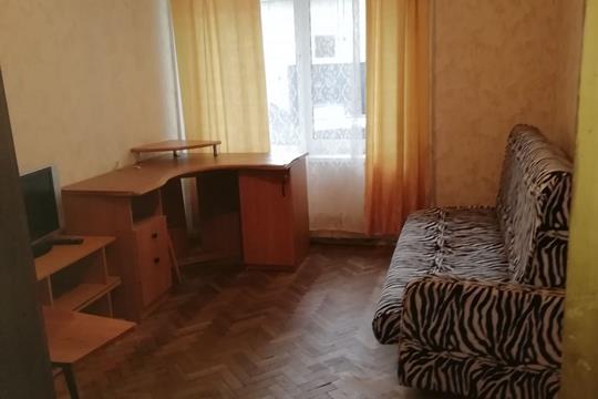 Комната в квартире, 63 м2, 1 этаж