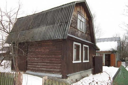 Коттедж, 47 м2, деревня Васютино Текстильщик снт, Горьковское шоссе