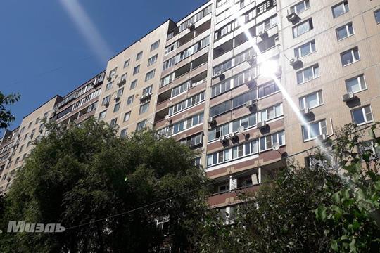 2-комн квартира, 53.3 м2, 12 этаж