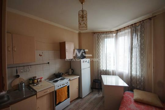 1-комн квартира, 37.2 м2, 6 этаж
