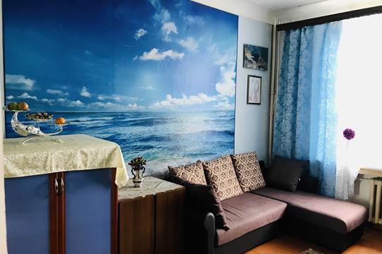 Комната в квартире, 73.1 м2, 3 этаж