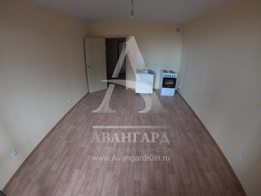 Студия, 24 м2, 12 этаж - фото 1
