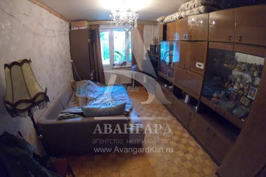 2-комн квартира, 55 м<sup>2</sup>, 1 этаж_1
