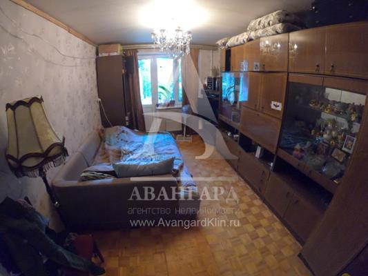 2-комн квартира, 55 м2, 1 этаж - фото 1