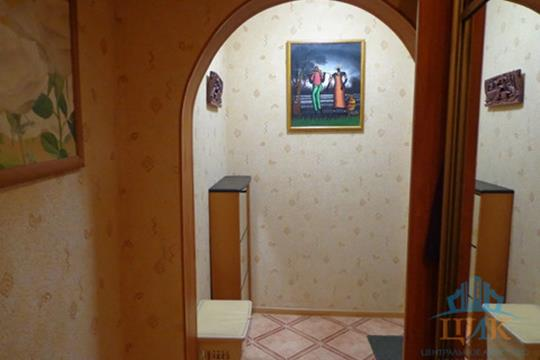 1-комн квартира, 40.3 м2, 12 этаж
