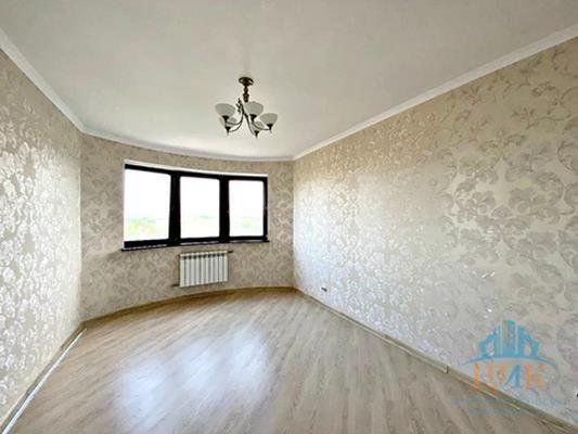 3-комн квартира, 87 м2, 14 этаж - фото 1