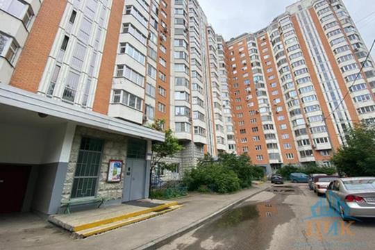1-комн квартира, 39 м2, 12 этаж