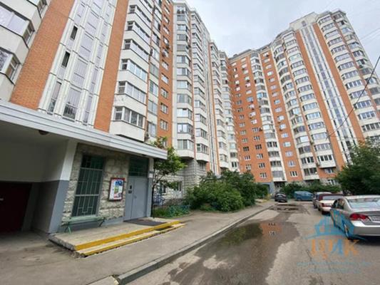 1-комн квартира, 39 м2, 12 этаж - фото 1