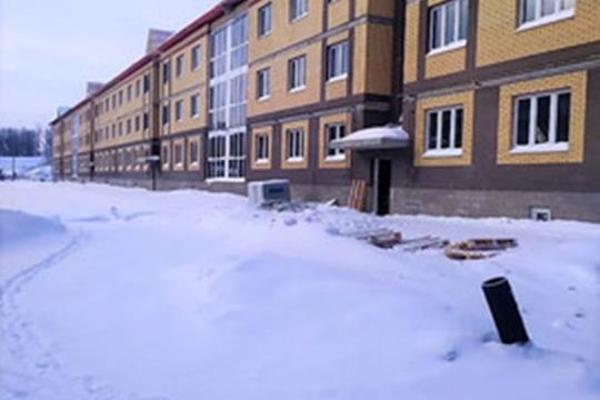 2-комн квартира, 59.5 м2, 2 этаж